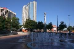 Olympic Park in Atlanta