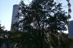 Downtown Atlanta Ferris Wheel