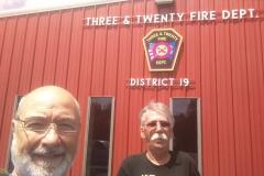 Three and Twenty Creek, SC
